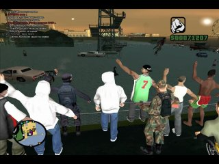 GTA San Andreas | Multiplayer | SAMP |��� ����